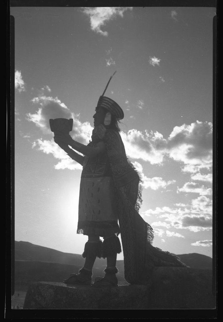 Inti Raymi. Photo: Martín Chambi, 1944.