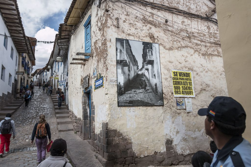 Cuesta de San Blas. Photo: Julio Pantoja, 2014.