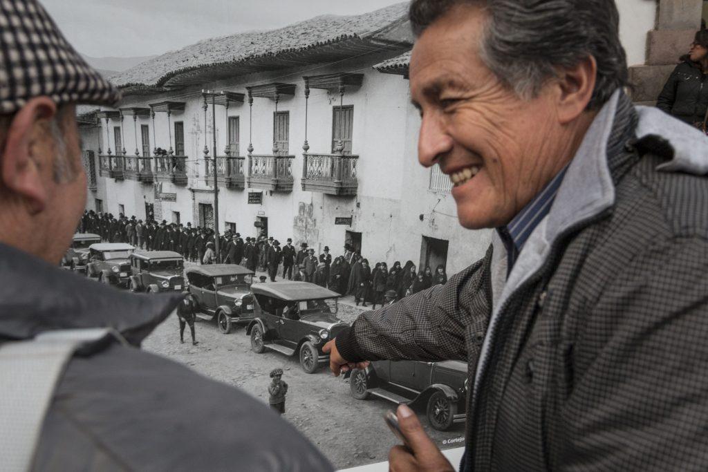 Photo: Julio Pantoja, 2014.