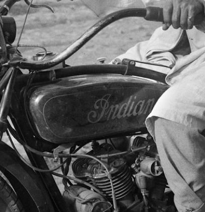 "Detail ""Indian."" Photo: Martín Chambi, 1930."