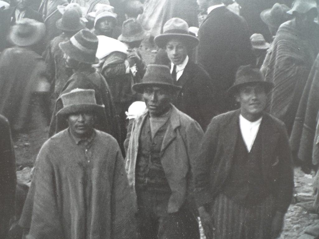Detail. Photo: Martín Chambi, 1923.