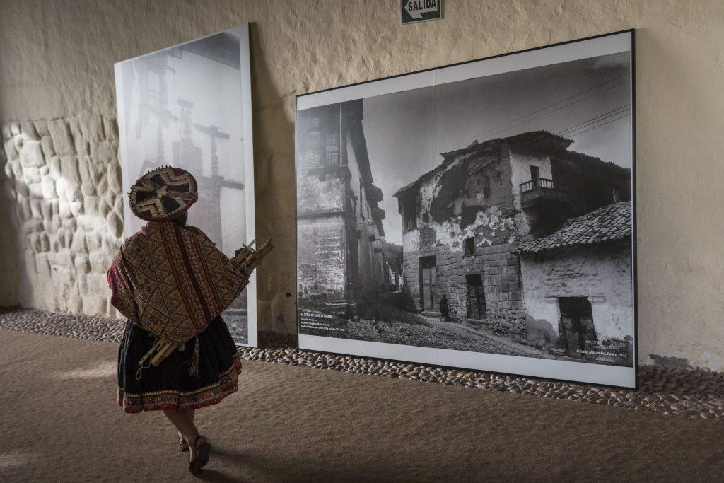 Inka Museum. Photo: Julio Pantoja, 2014.